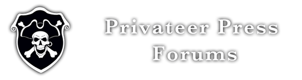 Privateer Press Forums - Powered by vBulletin